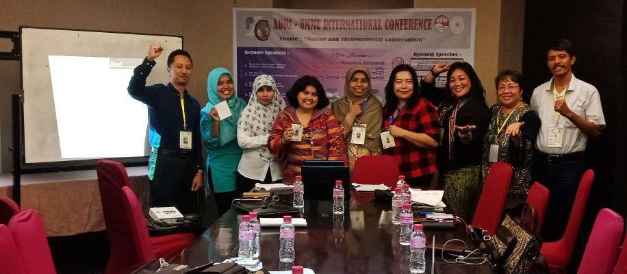 Dosen FISIPOL UPP Perkenalkan Ritual Pernikahan Adat Dayak Maanyan ke Tingkat Internasional